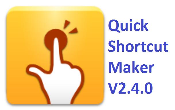 quick shortcut maker frp bypass
